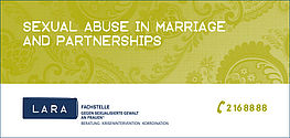 Sexual abuse in marriage and partnerships